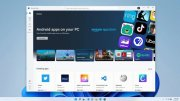 android uygulamalari windows 11 altinda nasil calisacak
