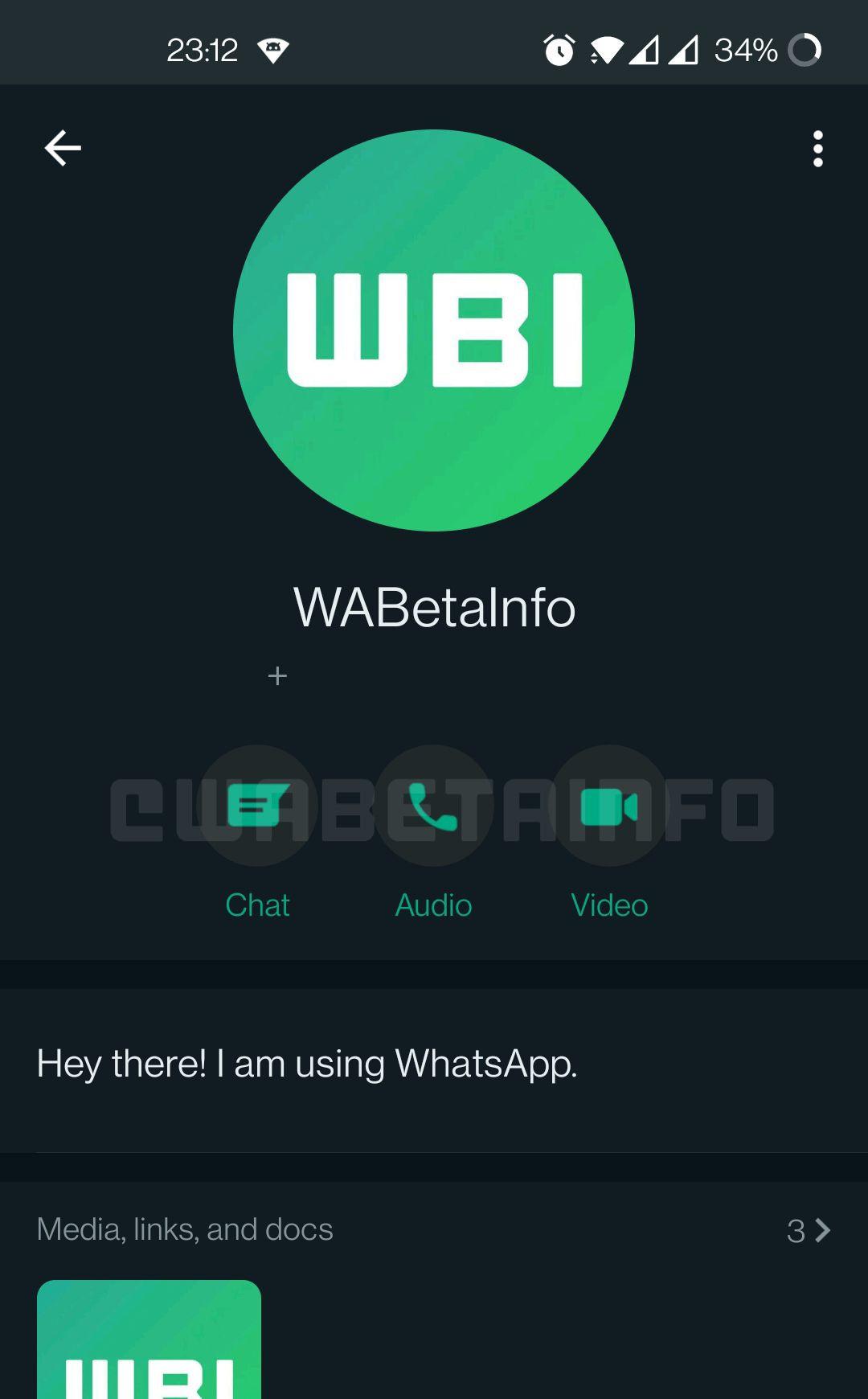 whatsapp arayuz degisikligi Hfd7